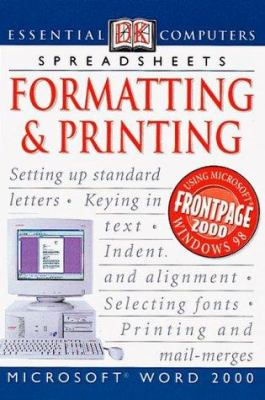 Cover image for Formatting & printing