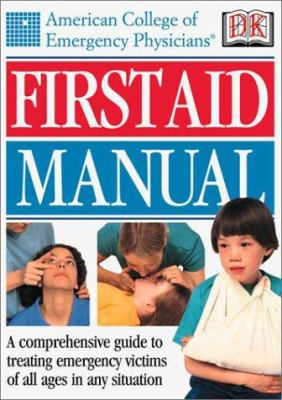 Cover image for First aid manual