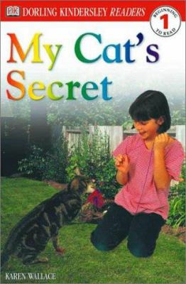 Cover image for My cat's secret