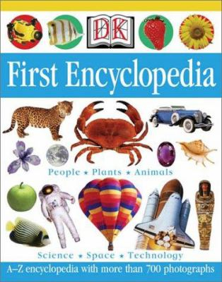 Cover image for DK encyclopedia