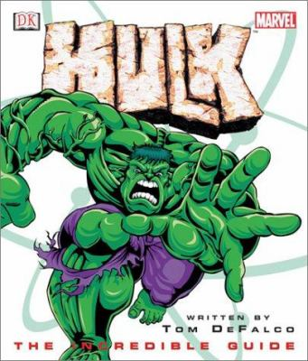 Cover image for Hulk : the incredible guide