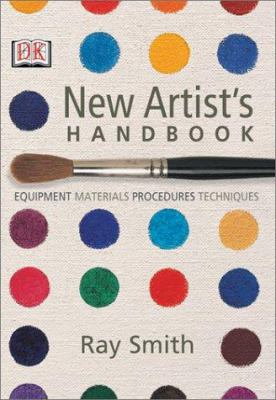 Cover image for The artist's handbook