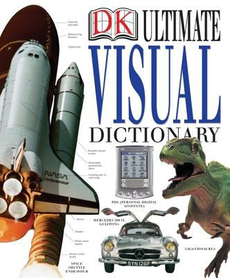 Cover image for DK ultimate visual dictionary.