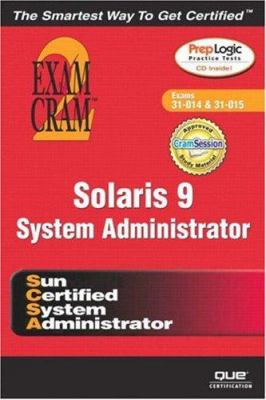 Cover image for Solaris 9 system administrator