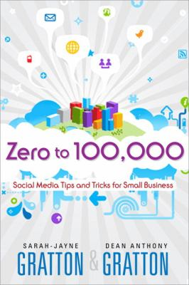 Cover image for Zero to 100,000 : social media tips and tricks for small businesses