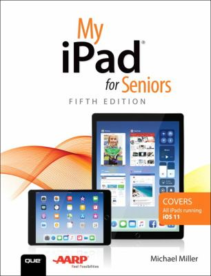 Cover image for My iPad for seniors