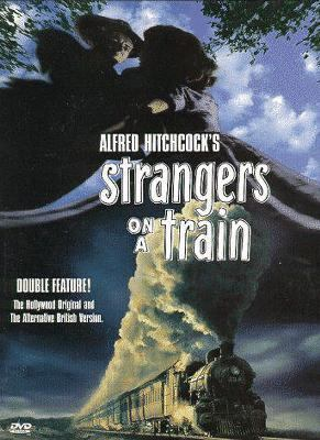 Cover image for Alfred Hitchcock's strangers on a train