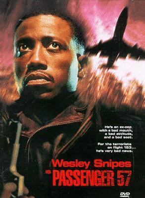 Cover image for Passenger 57