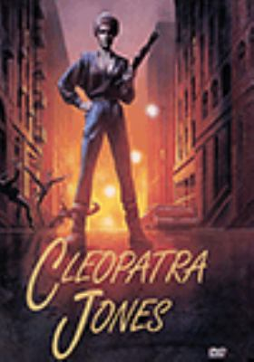 Cover image for Cleopatra Jones