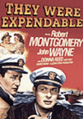 Cover image for They were expendable