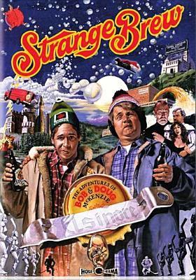 Cover image for Strange brew