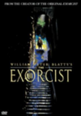 Cover image for William Peter Blatty's The exorcist III