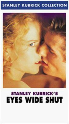 Cover image for Eyes wide shut