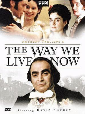 Cover image for The way we live now