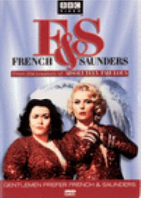 Cover image for Gentlemen prefer French & Saunders gentleman prefer French & Saunders