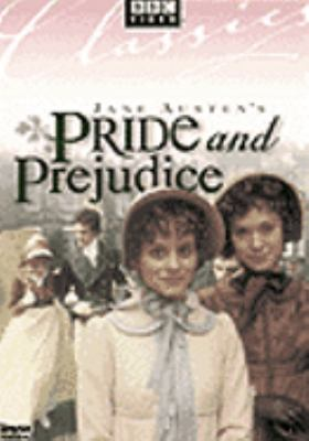 Cover image for Pride and prejudice or, First impressions
