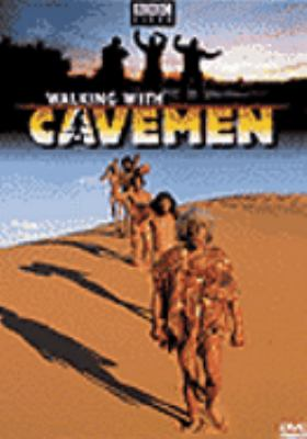 Cover image for Walking with cavemen