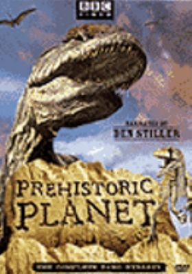 Cover image for Prehistoric planet