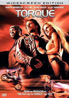 Cover image for Torque