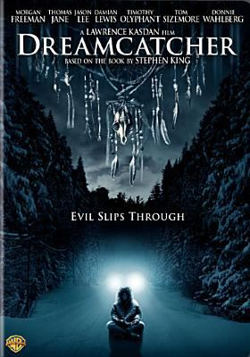 Cover image for Dreamcatcher evil slips through