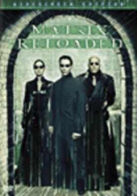 Cover image for Matrix reloaded