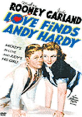 Cover image for Love finds Andy Hardy
