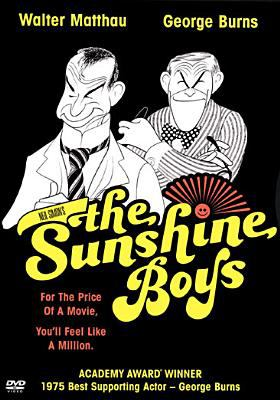 Cover image for The Sunshine Boys