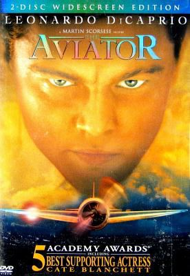 Cover image for The aviator