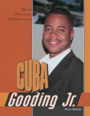 Cover image for Cuba Gooding, Jr.