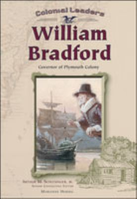 Cover image for William Bradford : governor of Plymouth Colony