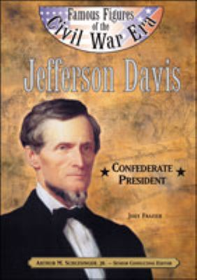Cover image for Jefferson Davis : confederate president