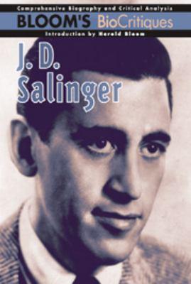 Cover image for J.D. Salinger