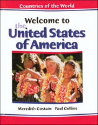 Cover image for Welcome to the United States of America