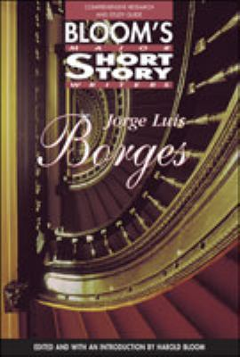 Cover image for Jorge Luis Borges