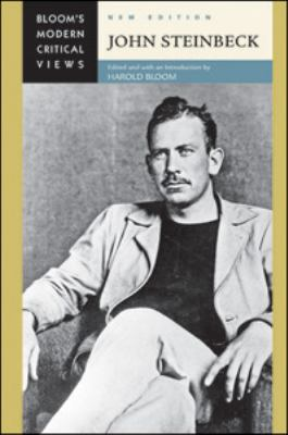 Cover image for John Steinbeck