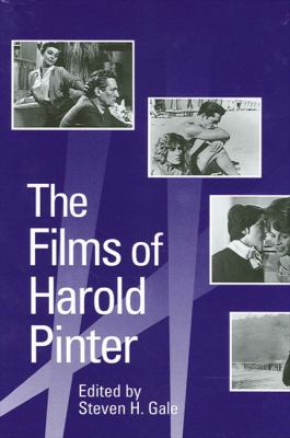 Cover image for The films of Harold Pinter