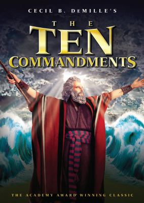 Cover image for The Ten Commandments