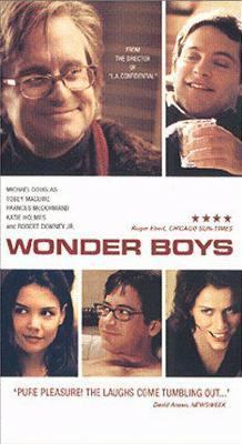 Cover image for Wonder boys
