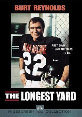 Cover image for The longest yard