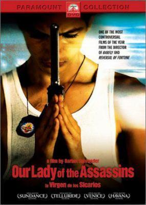 Cover image for Our lady of the assassins La virgen de los sicarios