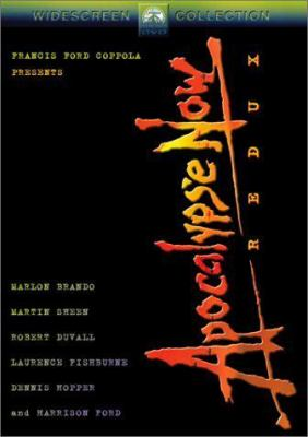 Cover image for Apocalypse now redux
