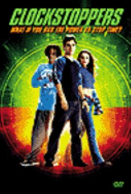 Cover image for Clockstoppers