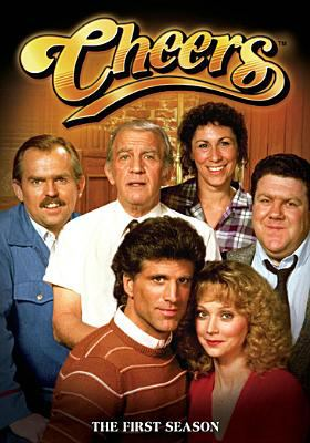 Cover image for Cheers. The complete first season