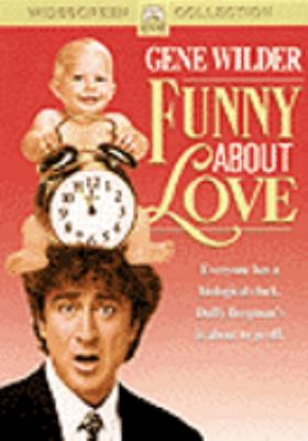 Cover image for Funny about love