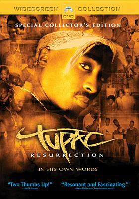 Cover image for Tupac resurrection