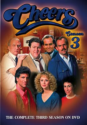Cover image for Cheers. The complete third season