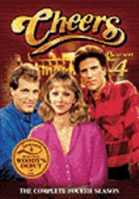 Cover image for Cheers. The complete fourth season