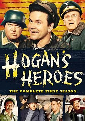 Cover image for Hogan's heroes. Complete first season