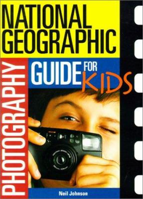 Cover image for National Geographic photography guide for kids