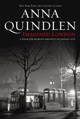 Cover image for Imagined London : a tour of the world's greatest fictional city